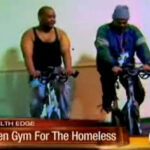 Gym for the Homeless Helps the Environment