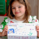 Girl, 6, Inspires Huge Food Donation