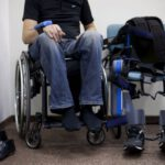 Paralysed inventor to sell robotic 'trousers'