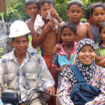 She bring electricity to Indonesian villages