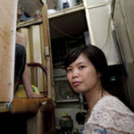 Sze LaiShan helps the poor trapped in tiny 'coffin' and 'cage' tenements