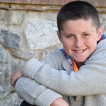 Photodynamic therapy helps Connah Broom