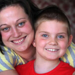 schoolboy receive second bravery award for twice saving his epileptic mother's life