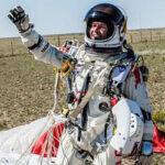 Baumgartner Breaks Skydive Record, Sound Barrier