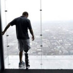 Amputee Climbs 103 Stories Using Mind-Controlled Bionic Leg