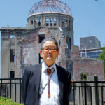 Keisaburo helps Koreans and other non-Japanese atom bomb survivors